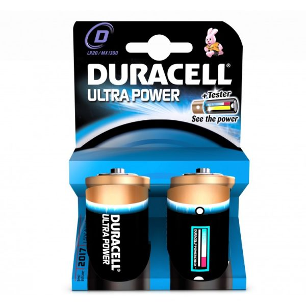 Duracell Ultra Power batterij