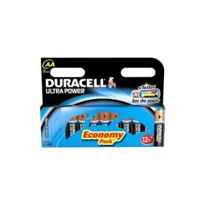 Duracell Ultra Power LR06 AA batterij 12 stuks